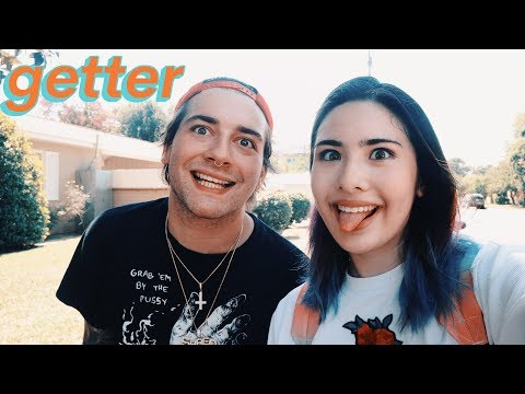 Getter Interview- childhood, gay mom, social media, Terror R