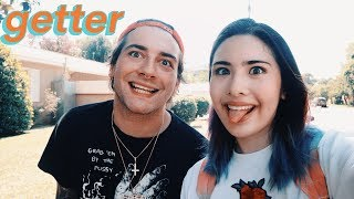 Getter Interview- childhood, gay mom, social media, Terror Reid, Shred Collective