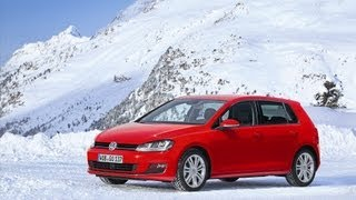 Volkswagen Golf 4MOTION 2014 Videos