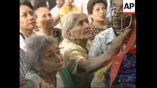 NICARAGUA: 3 SAINTS ANNUAL FESTIVAL CELEBRATIONS