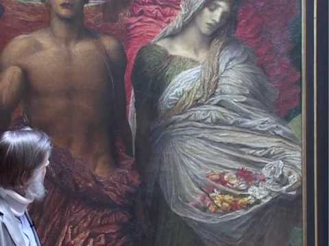 G.F. Watts Symbolist Paintings Pt 1 Time Death & Judgement