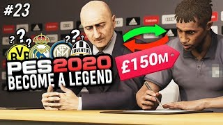 £150 MILLION TRANSFER ON THE TABLE?! - THE ADVENTURES OF MANICIUS JR! - EP#23