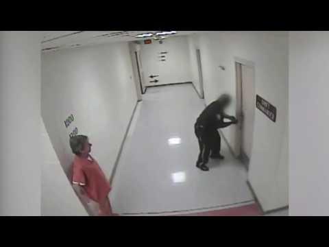 Ala. county jail fight