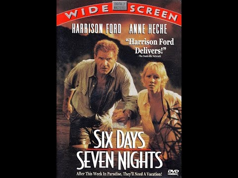 Opening to Six Days, Seven Nights 1998 DVD