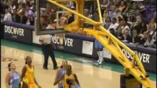 WNBA - Iziane Castro Marques Gives Dream a Spark