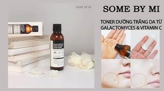Nước Hoa Hồng SOME BY MI Sáng Da Mờ Thâm Review | Vitamin C Toner 200ml Korea l MyPhamAuthGiaSi