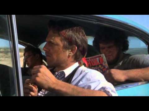 Fandango 1985 Kevin Costner DVDrip CLIP