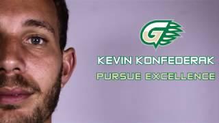 Core Values Series: Pursue Excellence featuring Kevin Konfederak