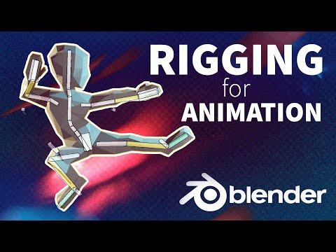 Blender 2.8 Tutorial : Rig ANY Character for Animation in 10 Minutes! from YouTube · Duration:  13 minutes 41 seconds
