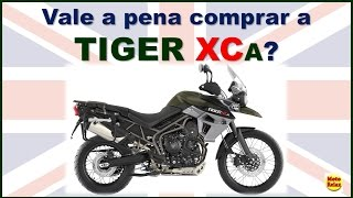 Triumph Tiger XCA vale a pena? O pacotão de acessórios compensa?
