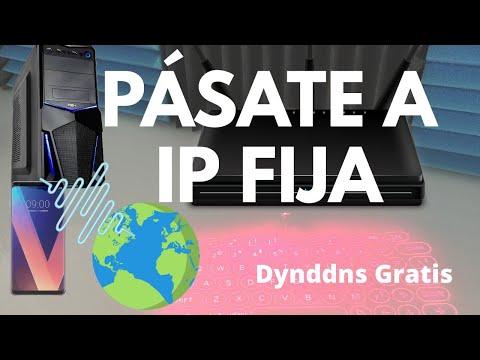 Convierte la IP Dinámica de casa en Estática | Método Router y PC Windows