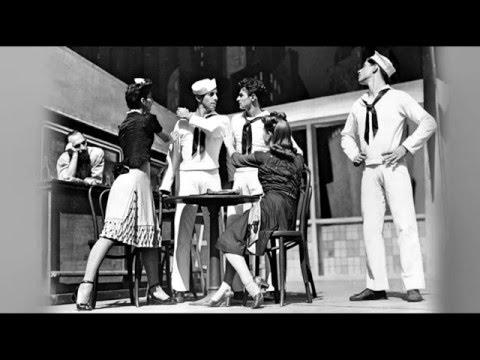 Leonard Bernstein Fancy Free ~ Ballet