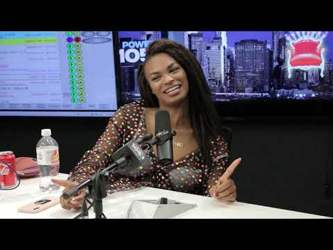 EmEz - Krystal Garner talks TI's Grand Hustle Show; Becoming a Author and More