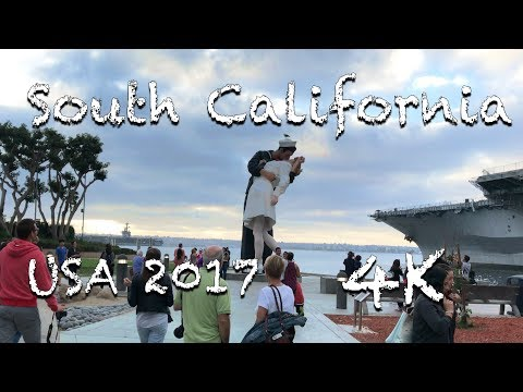 South California | Roadtrip USA 2017 in 4K