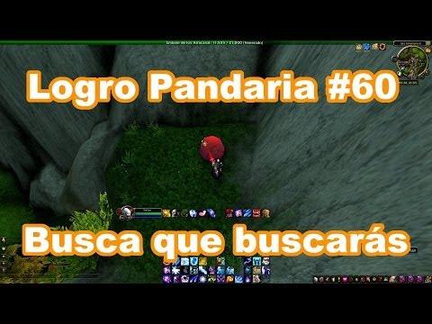 Logro Pandaria #60 Busca que buscarás