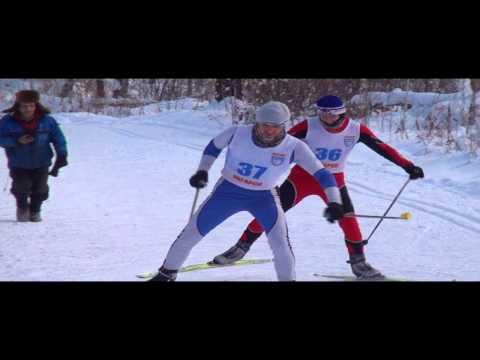соревнования лыжников любителей и  ветеранов лыжного спорта  в г. Ангарске