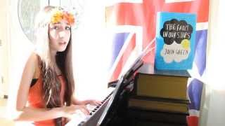 Troye Sivan- The Fault In Our Stars (Cover) By Ellie Soufi