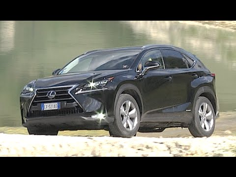 new lexus nx 300h hybrid 4wd luxury 2015 first test drive youtube. Black Bedroom Furniture Sets. Home Design Ideas