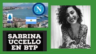 Beyond The Pitch Sabrina Uccello habla sobre fútbol periodismo coronavirus e Italia