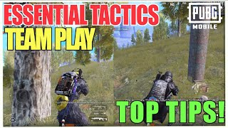 Essential Squad Tactics for Pubg Mobile