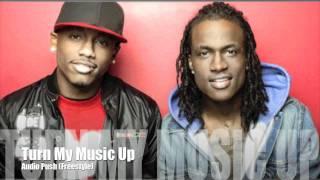 Audio Push-Turn my music up