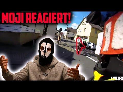 MOJI REAGIERT AUF ROAD RAGE! #1