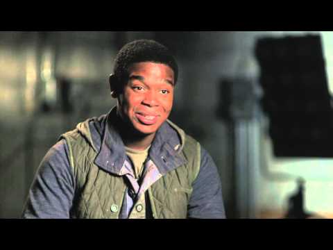 "Maze Runner: The Scorch Trials: Dexter Darden ""Frypan"" Behind the Scenes Interview"