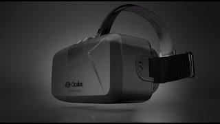 Interstellar Docking Scene - Oculus DK2 Experience