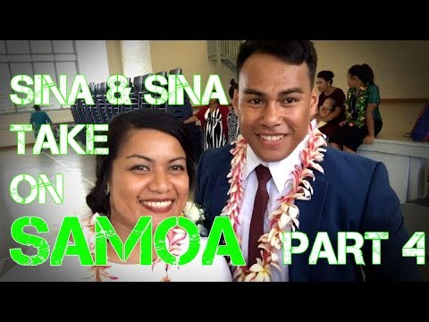 SINA & SINA TAKE ON SAMOA 2017 (Part 4)