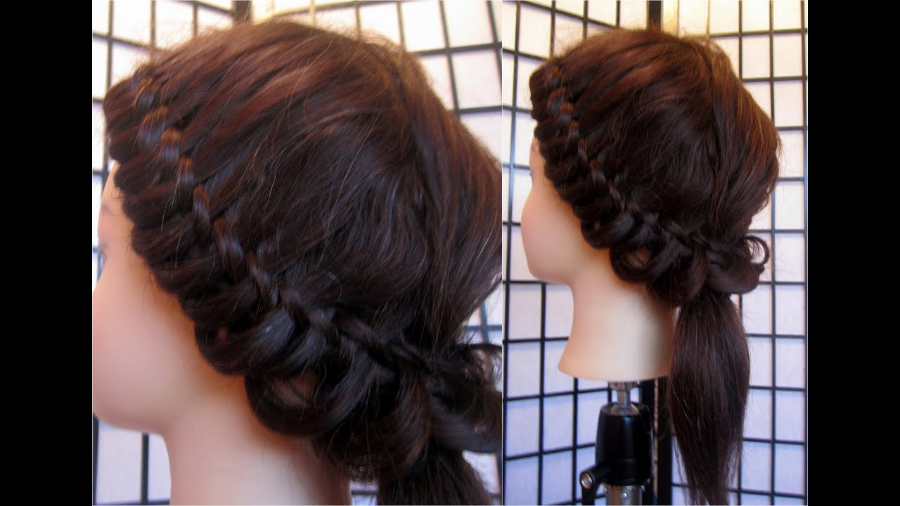 gorgeous knot braid ponytail back to school hairstyles