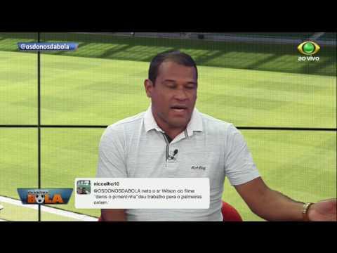 Müller: Palmeiras Não Fez Grande Partida