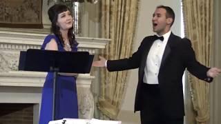 """""""Una parola, Adina"""" from L'Elisir d'Amore at Opera at Florham"""