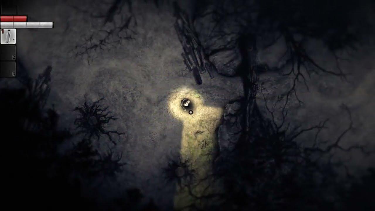 วันศุกร์กับโยชิ : Dark Wood ป่ากลืนคน (เกมสยองขวัญเอาตัวรอด)