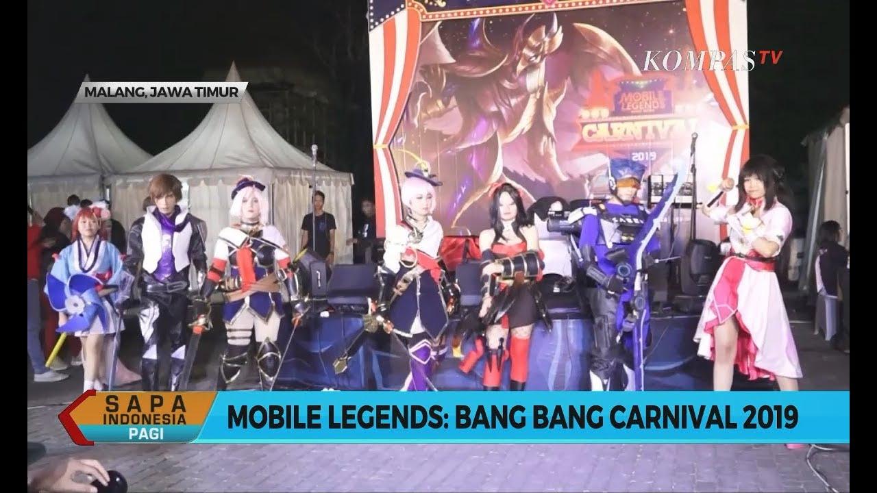 Ajang Pertemuan Pencinta Gim Mobile Legends Indonesia