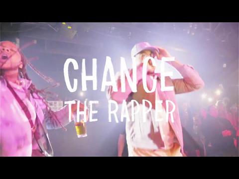 Chance the Rapper LIVE at FLUXX
