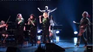 Earth Song - Earth Voice Ilmasto Konsertti Sellosali Espoo Suomi Finland.  mpg
