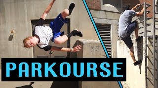 Parkourse! Parkour Game Challenge At The Hospital