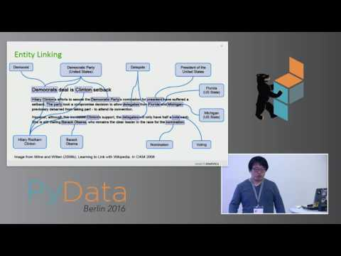 Fang Xu - Connecting Keywords to Knowledge Base Using Search Keywords and Wikidata