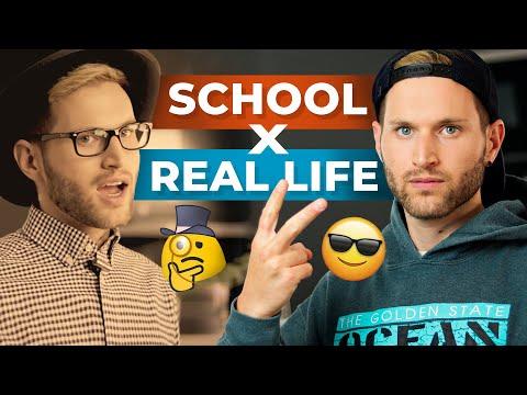 STOP Speaking School English - START Speaking Real-Life English