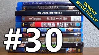 Monday Movie Pick-Up #30 - NEW BLU-RAYS (Disaster Artist, Beauty and the Beast, Trading Places)