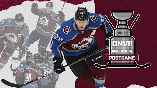 Nathan MacKinnon leads Colorado Avalanche to back-to-back blowout wins over Minnesota Wild