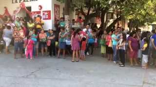 Pololcingo | Jueves Santo 2014 | Aprension Judas.