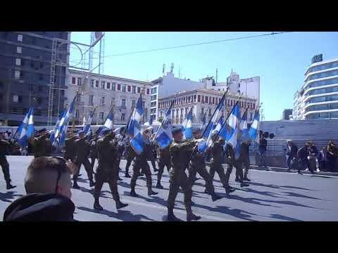 Παρέλαση 25ης Μαρτίου 2019 Αθήνα(Η Κύπρος είναι Ελληνική και η Μακεδονία)