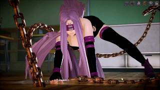 (Old) Honey Select Party: Rider/Medusa (Fate)