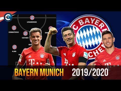 🇩🇪-voici-le-bayern-munich-2019/2020-avec-coutinho,-hernandez,-pavard-...