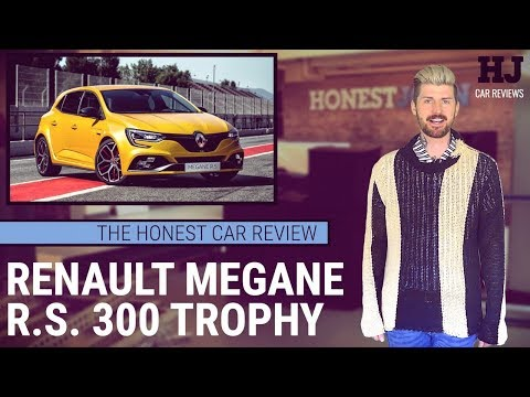 The Honest Car Review | Renault Megane R.S. 300 Trophy - too clever for its own good