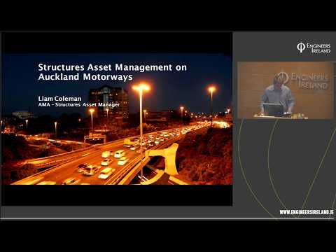 Structures Asset Management on Auckland's Motorways