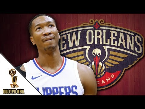 Clippers Trade Wesley Johnson To New Orleans Pelicans For Alexis Ajinca!!! | NBA Trade