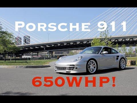 fineTUNED: 650whp Porsche 911 Turbo on HRE Wheels!