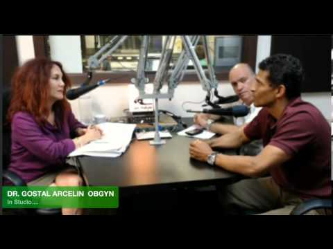 2012.09.10 Arcelin Davinci Surgery Radio Interview